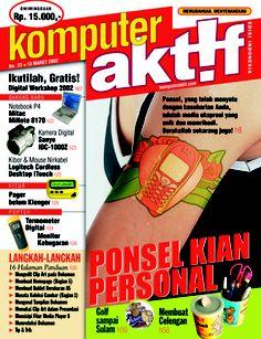 Ed.23 Ponsel Kian Personal