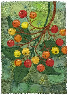 Berries 1 by Kirsten Chursinoff, via Flickr