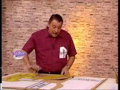 Explica el CUELLO CAMISERO  Hermenegildo Zampar - Bienvenidas TV -  Explica el Cuello Camisero.
