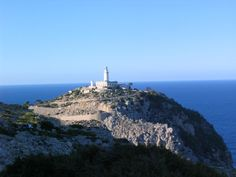 Cap de Formentor   Leuchtturm von Cap de Formentor