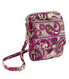 Mini Hipster | Vera Bradley  Paisley Meets Plaid - $50.... Just bought this!