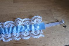 How to Make a Bridal Garter