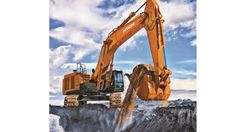 Hitachi Updates ZX670LC-6 and ZX870LC-6 Excavators with Tier 4 Final Engines