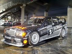 Klaus Ludwig '92 DTM Mercedes 190 Evo II