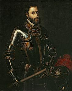 """Carlos I """" el Emperador """""""