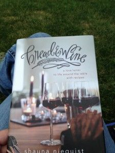Love this book about food, fellowship and sharing Jesus' love.