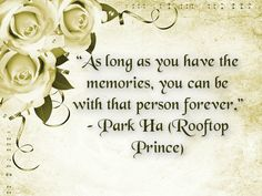 "Park Ha ~ "" Rooftop Prince"""