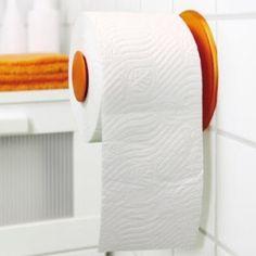 Dévidoir papier WC PLUG'N ROLL | Le site ecommerce Dekosy