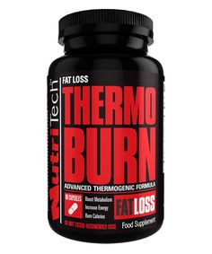 Thermo Burn – arzator de grasimi, 90 capsule
