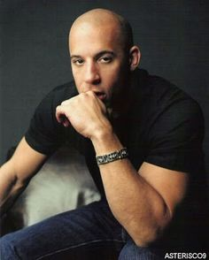 I just watched the Riddick movies and now I have a whole new appreciation for this man. Vin Diesel :)