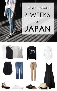 How To Pack Smart For 2 Weeks In Japan 3191016874