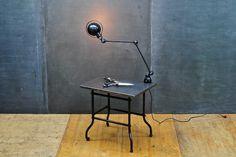 Jielde French Industrial Drafting Lamp Vintage Modern50