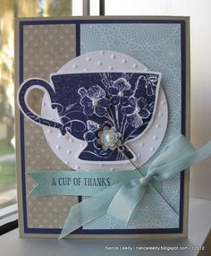 Tea Shoppe Nancy Leede