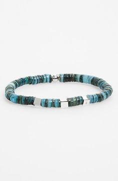 Tateossian+'Seychelles'+Shell+Bead+Bracelet+available+at+#Nordstrom