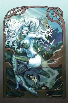 Lady Death Zodiac Pisces Nice by `ToolKitten on deviantART