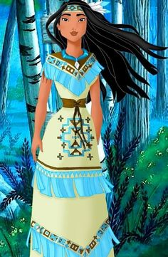 A scene from the secound Pocahontas movie I've managed to creat from the both sides of the 2 worlds. Hope you like Pocahontas © Disney Between 2 worlds Pocahontas Disney, Kida Disney, Disney Amor, Walt Disney, Princess Pocahontas, Disney Princess Art, Disney Fan Art, Disney Girls, Disney Style