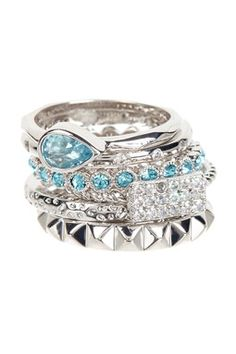 Stell-ar Stacking Ring Set