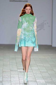 Vauxhall Fashion Scout Graduate Showcase Line-Up - London Fashion Week (Vogue.com UK)