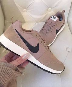shoes nike sneakers brown nude sneakers low top sneakers nike