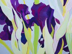 gladiolus-2-2014 by Anne Lund Sørensen
