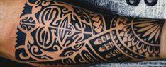 Maori Tattoo Designs For Men
