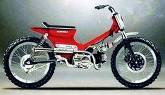 Honda Cseries scrambler Honda Bikes, Honda Motorcycles, Bmx Bikes, Custom Mini Bike, Custom Moped, Honda Motorbikes, Honda Scrambler, Old School Motorcycles, Motorised Bike