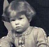 (01/05/1937) Kerkade, Netherlands (07/10/1941) bombing in Chevremont, France  4 years old