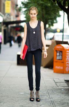 Elegancko-codzienny strój :)