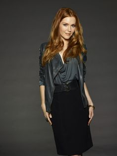 Darby Stanchfield as Abby Whelan on Scandal Season 3