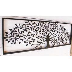 Wall Art Tree metal wall art, metal wall decor, metal tree wall art, tree decor