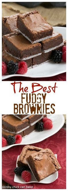 One Bowl Fudgy Brown