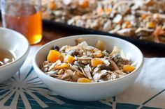 how to make better granola