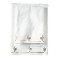 Bark Gobi Bath Towels- great with Serena and Lily shower curtains