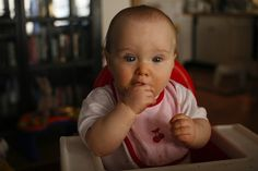 Post image for Baby's First Foods:The Problem with the Conventional Approach
