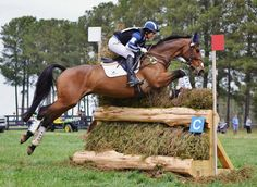 Jennie Brannigan and Cambalda at The Fork CIC3*. Photo by Jenni Autry.
