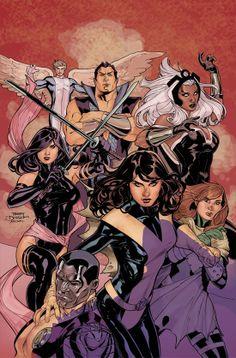Uncanny X-Men Vol 1 539 - Marvel Comics Database terry dodson
