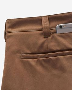 36e1276246 Lightweight men s pants are a staple for any traveler. Pack our brown  security pants - regular fit