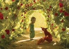 Wallpaper The Little Prince, The Fox, Movies Stop Motion, Le Petit Prince Film, Dirty Dancing, Images, Sketches, Drawings, Movies, Photos, Books