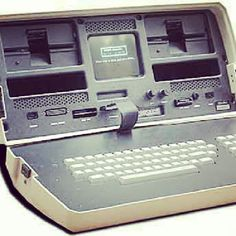 Did You Know? The First Laptop In The World!