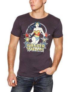 Camiseta Wonder Woman http://www.milideaspararegalar.es/producto/camiseta-wonder-woman/