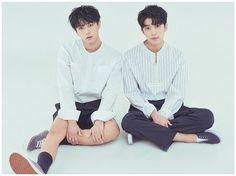 Yongguk and Sihyun