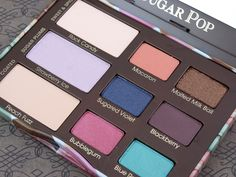 Too Faced Sugar Pop Sugary Sweet Eye Shadow Collection by thehappysloths