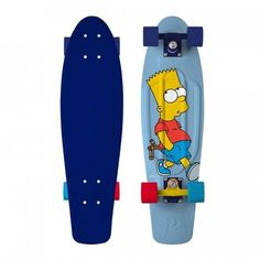 """Penny x Simpsons Bart 27"""""""" Complete FREE USA SHIPPING"""