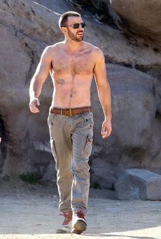 Captain America, walk my way.