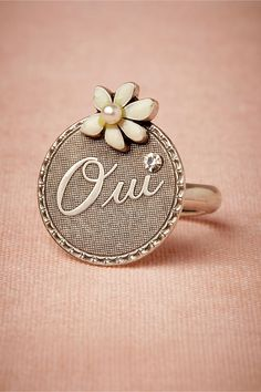 Amenable Ring from BHLDN