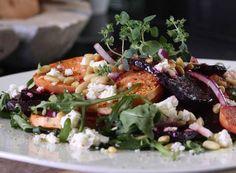 Rødbeter for bedre utholdenhet Cobb Salad, Potato Salad, Good Food, Rice, Potatoes, Healthy Recipes, Ethnic Recipes, Image, Potato