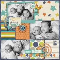AS OCT2012 little brother Amber Shaw's Brother 2 Brother with Traci Reed Template