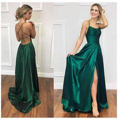 Deb Dresses, Ball Dresses, Cute Dresses, Backless Evening Gowns, Backless Prom Dresses, Prom Dresses Silk, Formal Prom Dresses, Homecoming Dresses, Halter Dress Formal