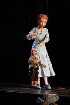 The Sound of Music (en) : Salzburg Marionette Theatre