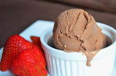 Forever Nutrition: Chocolate ice cream